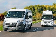 Wohnmobile: 15 Kastenwagen im Vergleich
